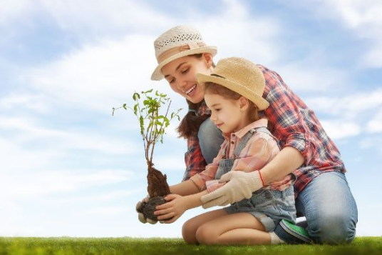 Family Lessons: Why you should live sustainably and how it helps the Earth