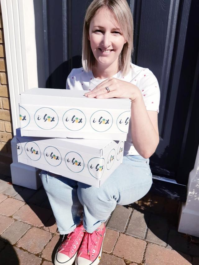 iBox Take Care Gift Boxes