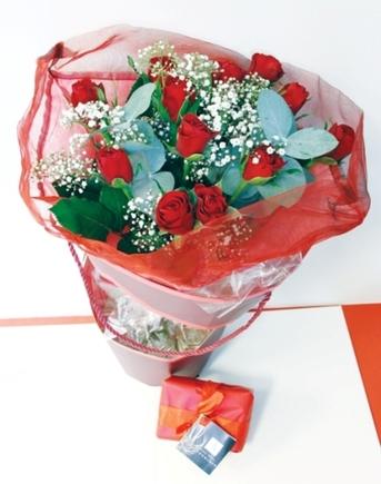 Superquinn roses and  chocolates