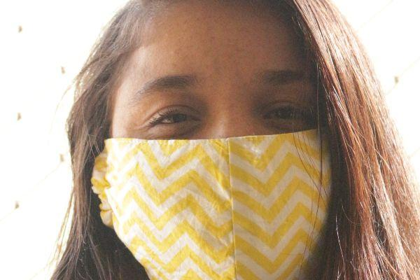 Dermatologist shares how to protect your skin when wearing face coverings
