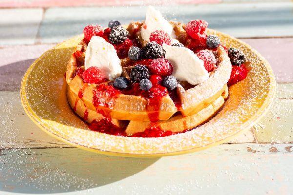 Recipe: You will love Avoca's Brown Butter Belgian Waffles