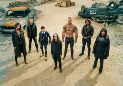 Season 2 of The Umbrella Academy lands on Netflix today