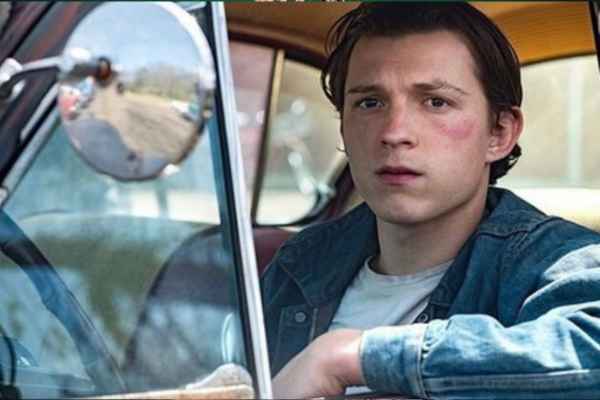 Watch the trailer for Tom Holland and Robert Pattinson's eerie new film