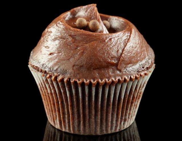 Quick chocolate cupcakes