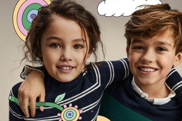 The Tommy Hilfiger Back to School collection is adorable
