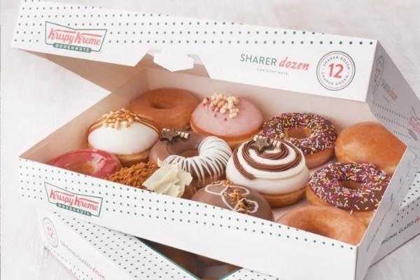 Krispy Kreme are sending their biggest fan on a fabulous trip to New York City