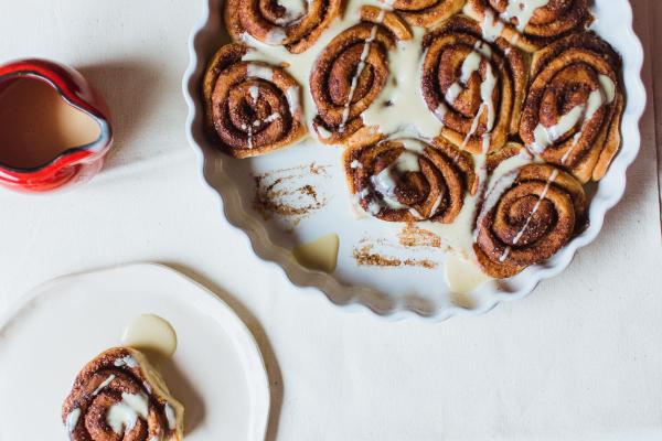 Recipe: Scrumptious cinnamon rolls for world cinnamon roll day