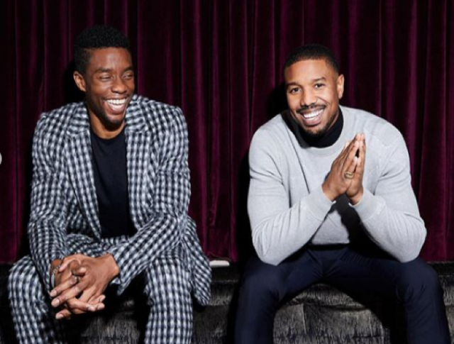 My big brother: Michael B. Jordan pens moving tribute to Chadwick Boseman