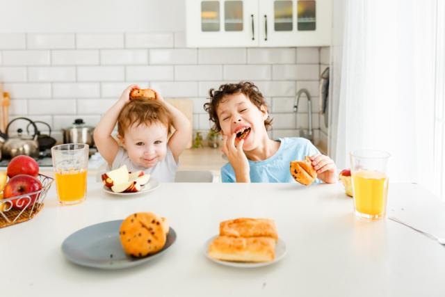 Mum made, kid tested: 3 easy school morning breakfasts