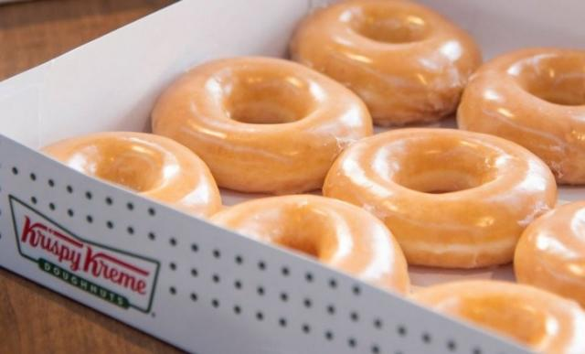 Krispy Kreme has launched brand-new flavours for a limited time