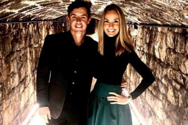 Rory McIlroy and wife Erica welcome a daughter and we adore her name