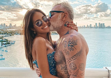 Sharon Fonseca welcomes baby girl following novel way to induce labour