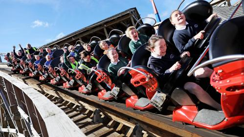 Tayto Park giving half-price tickets for leaving cert students