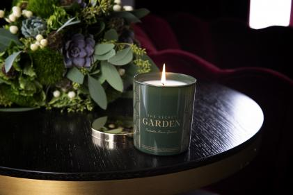 New Irish candle would make a delightful gift for a new mum