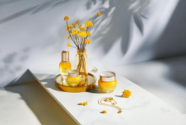 Why we are LOVING the Immortelle Divine Collection from L'OCCITANE