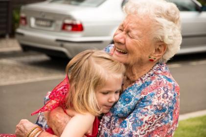 Granny & Grandad still most popular name for grandparents