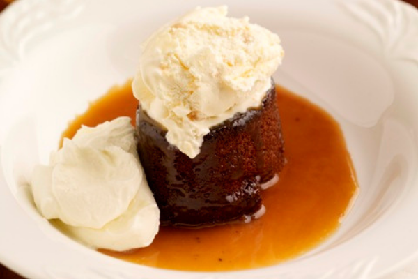 This sticky toffee pudding recipe is the definition of indulgence