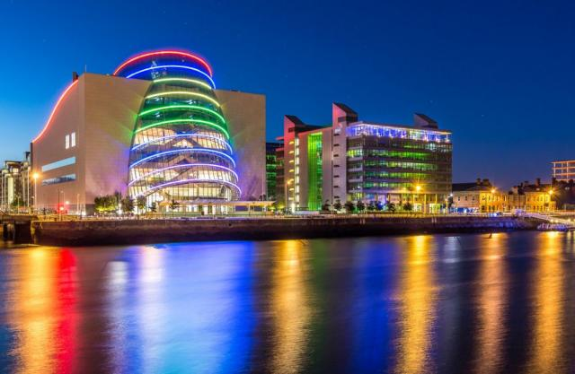 Irish landmarks will turn purple for World Gynaecologic Oncology Day