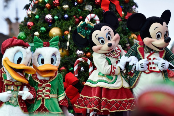 Disney's new christmas jumper range is just what you need to feel festive