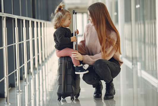 7 Practical Tips for A Stress-Free Travel With Your Kids