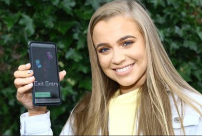 The app Exit Entry Week – showcasing Irish people in dreams jobs
