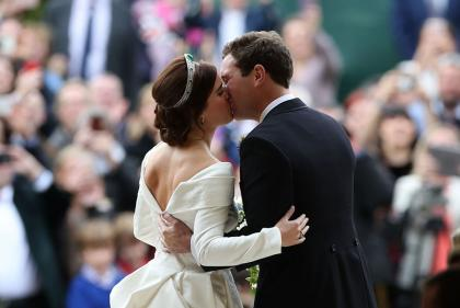 Princess Eugenie & Jack Brooksbank are expecting a baby