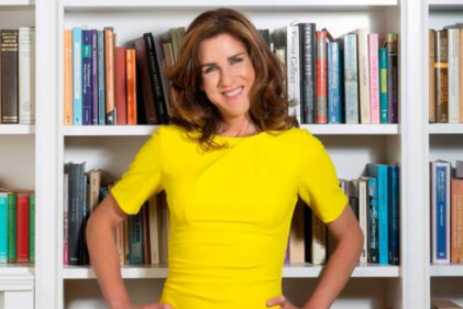 Journalist and author Emily Hourican shares her expert tips for first time writers