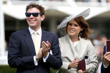 What's your bet?  Bookies give the odds on Princess Eugenie's baby name