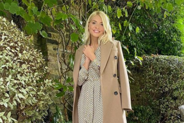 Holly Willoughby celebrates her son's birthday by sharing a rare family photo