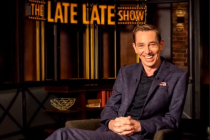 RTÉ announce the full line-up of guests to appear on The Late Late Show tomorrow night