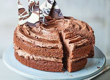 Birthday cake recipe - Chocolate Cake