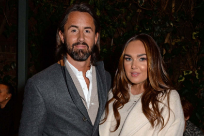Tamara Ecclestone shares first photo of her adorable newborn bonding with her sister