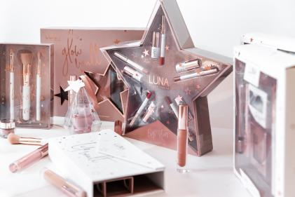 Stunning gifts just launched from LUNA by Lisa for Christmas