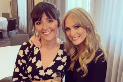 Baby joy! Emmerdales Michelle Hardwick gives birth to her first child