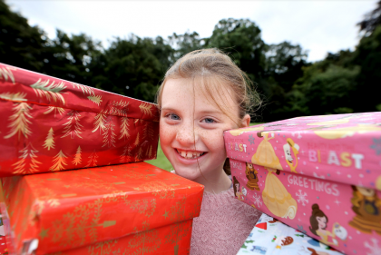 Build-a-box online for Team Hope Christmas Shoebox Appeal