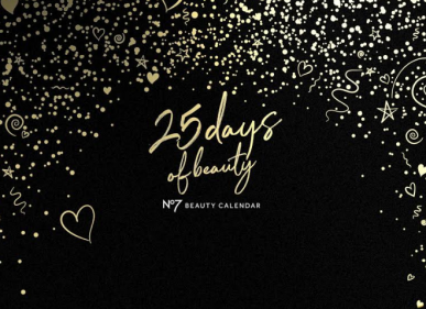 The Boots No7 Advent Calendar goes on sale tomorrow and we can reveal the contents!