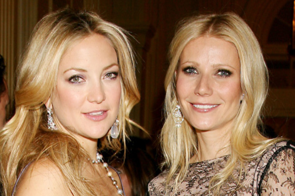 Kate Hudson and Gwyneth Paltrow compare their worst on-screen kisses