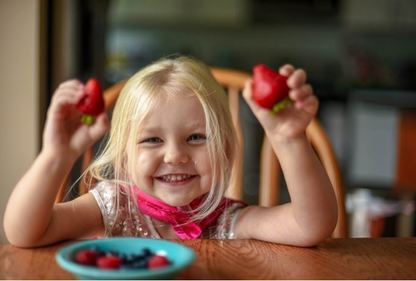 What should my 1 - 4 year old be eating: finally some guidelines!