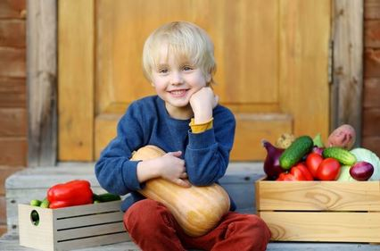 How can I make real, lasting change to my child's diet?