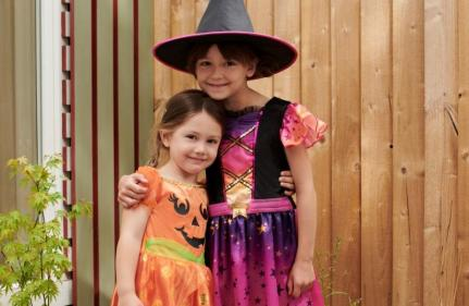 Huge Halloween sale on costumes, decorations & treats in Tesco