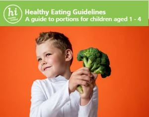 Download your healthy eating guidelines