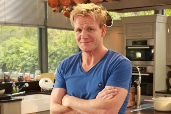 Gordon Ramsay's sons look identical to him in new throwback photos