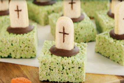 Our top 10 Halloween treats to bake with the kids this spooky season