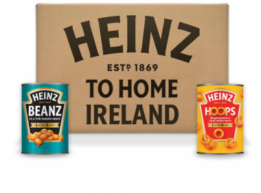 Heinz opens its first Irish online shop to help families get through the pandemic