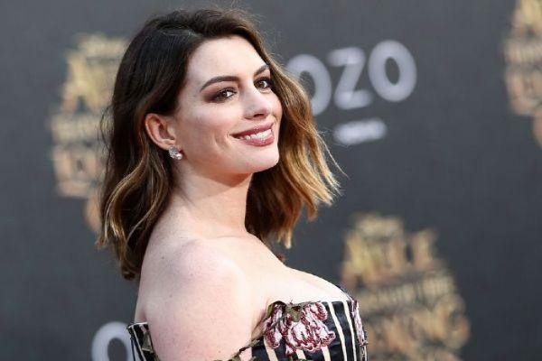 Anne Hathaway reveals her son's adorable name nearly 1 year after his birth