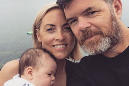 "Kathryn Thomas admits feeling ""no connection"" towards her newborn daughter"
