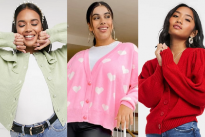 10 cosy cardigans that are perfect for your Autumn wardrobe
