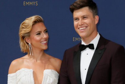 Surprise! Scarlett Johansson got married to Colin Jost in private ceremony