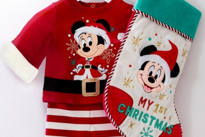 Obsessed! Disney launch adorable 'Baby's First Christmas' collection