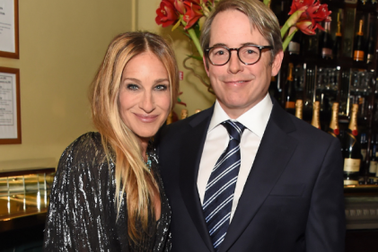 Sarah Jessica Parker and Matthew Broderick take their son to vote for the first time